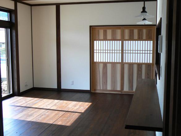 青梅市日向和田 キッチン ダイニング