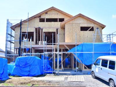自然素材・無垢の木×ゼロエネルギー住宅、始まりました。