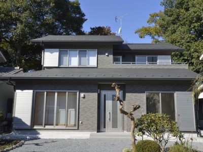 青梅市:日当りの良い和室のある家