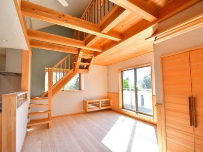 立川市:西砂町リノベーション住宅